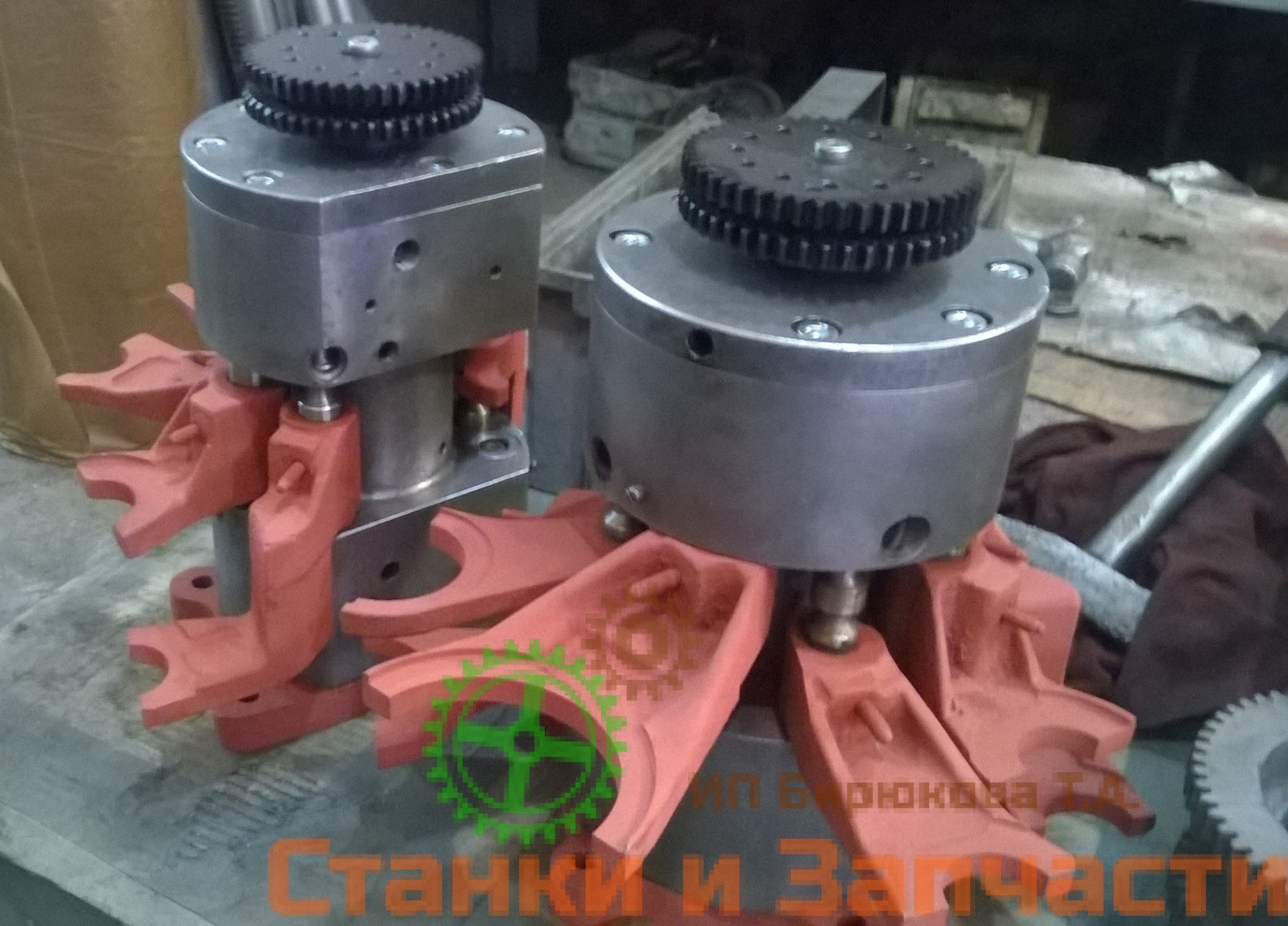 Гидропреселектор 2М55.50.45.000